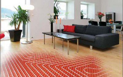 Parquet su impianto di riscaldamento a pavimento